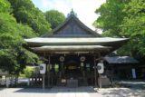 鎌倉宮(大塔宮)拝殿