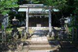 白旗神社(鎌倉市西御門)