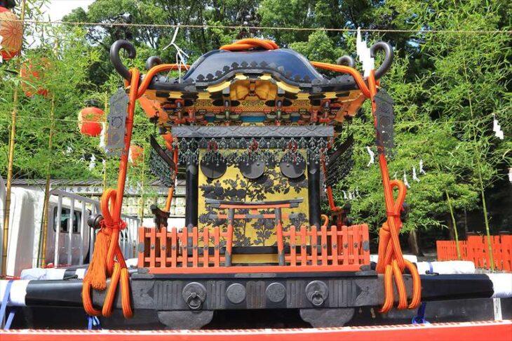 鶴岡八幡宮の御神輿