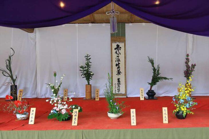鶴岡八幡宮 例大祭 献華会