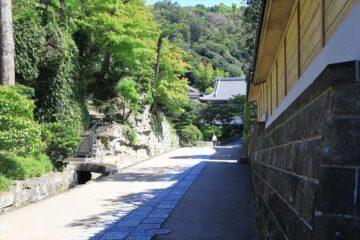 円覚寺 境内