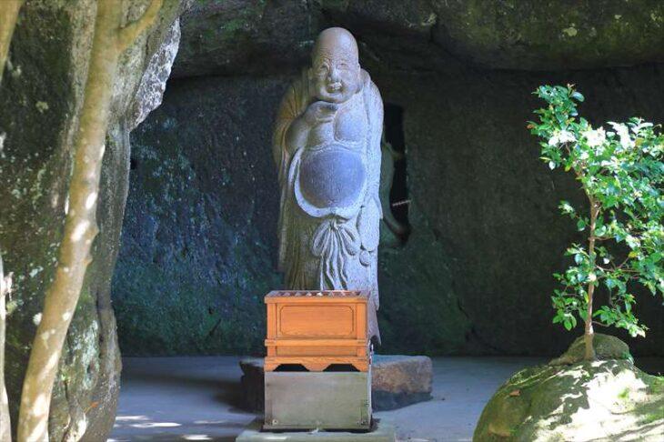 浄智寺 布袋尊像