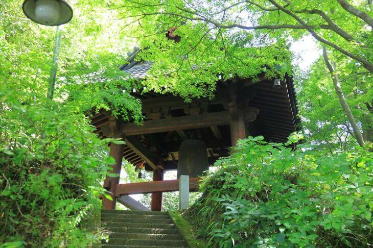 妙本寺の鐘楼