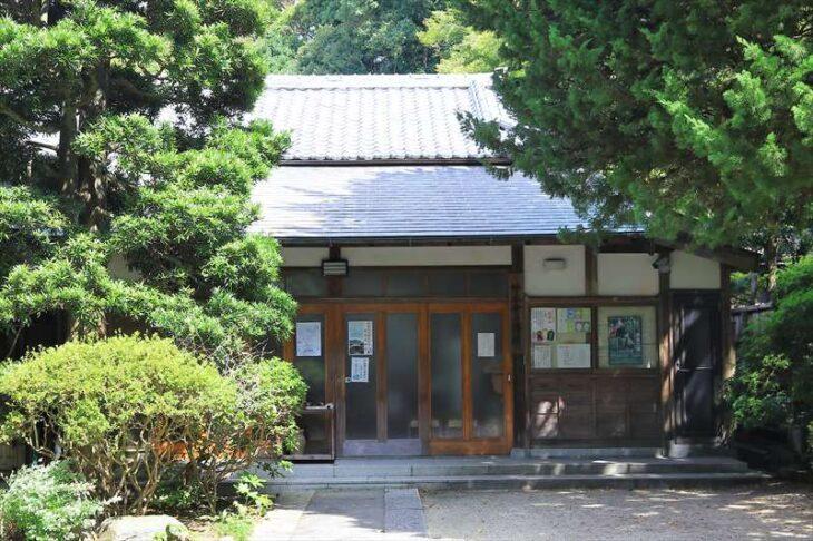 妙本寺 寺務所