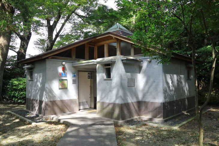 妙本寺 トイレ