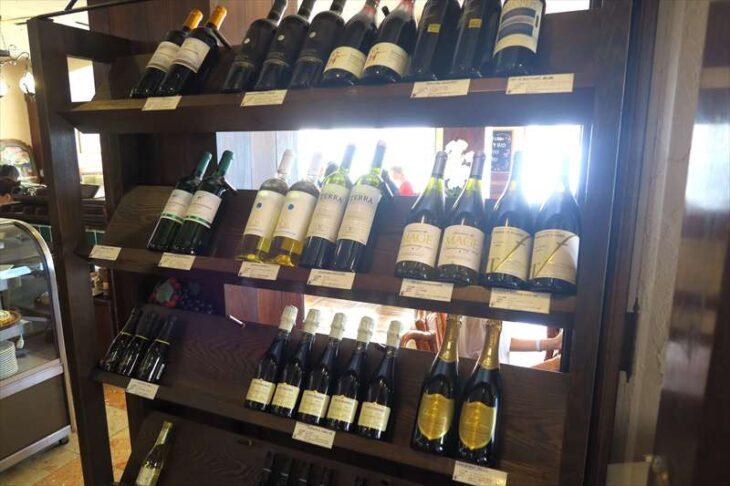 Restaurant Don ワイン