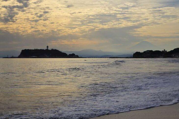 七里ガ浜海岸