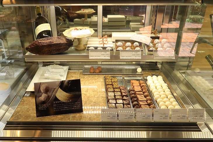 レ・ザンジュ 鎌倉本店 チョコレート