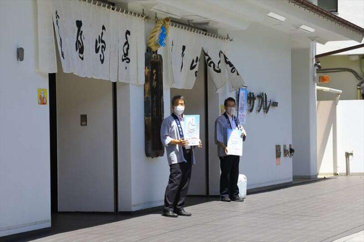 鎌倉 8月10日の豊島屋