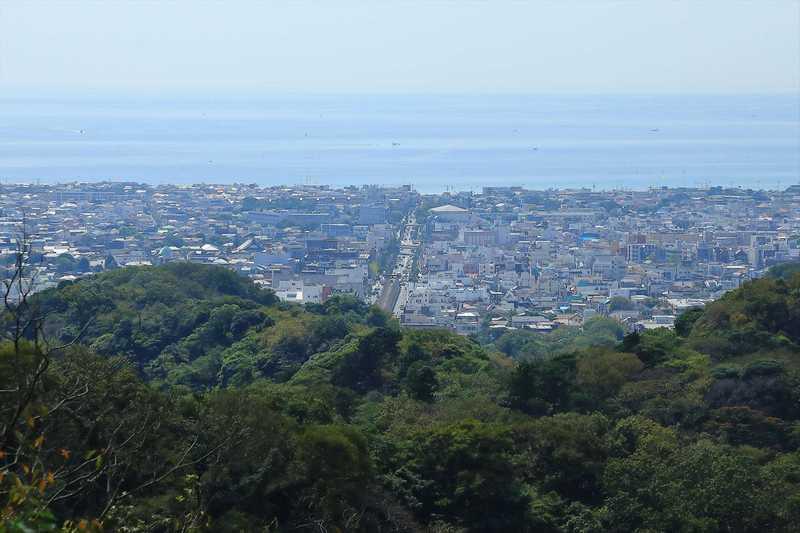 2021年9月の鎌倉の天気と様子